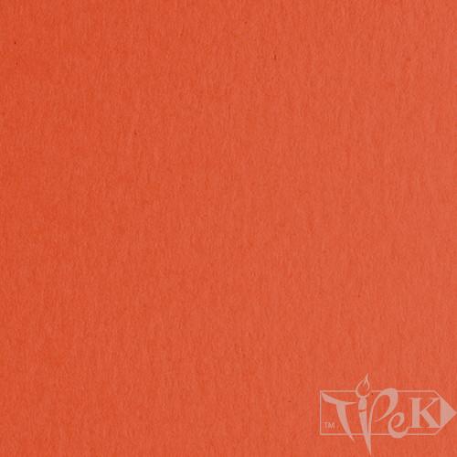 Картон дизайнерский Colore 28 arancio 50х70 см 200 г/м.кв. Fabriano Италия