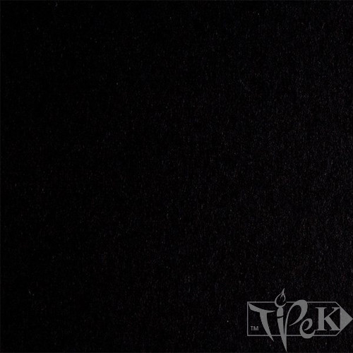 Картон дизайнерський Colore 35 nero 50х70 см 200 г/м.кв. Fabriano Італія