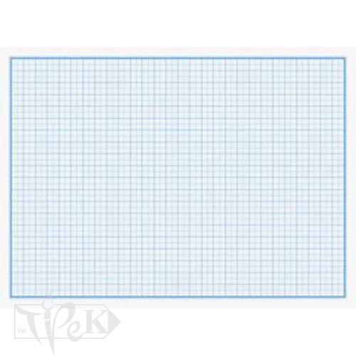 Бумага миллиметровая А4 (21х29,7 см) пачка 250 листов