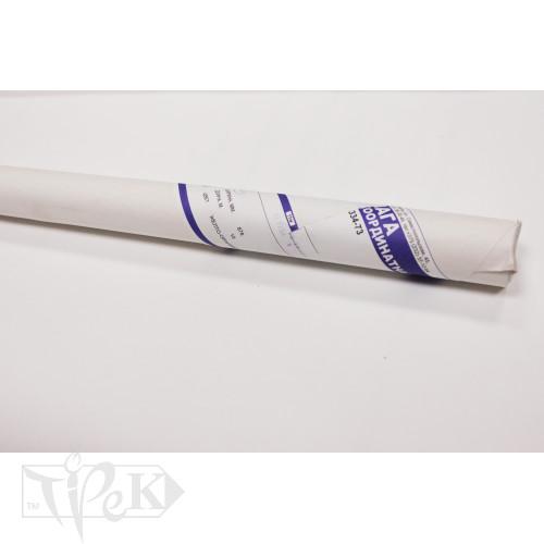 Бумага миллиметровая рулон 878 мм 10 м