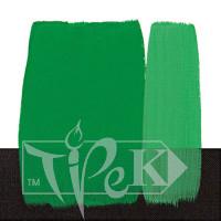 Акриловая краска Polycolor 500 мл 304 зеленый светлый яркий Maimeri Италия