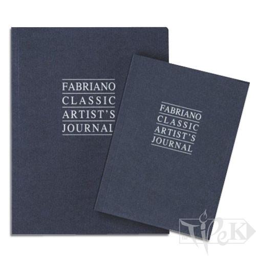 48162130 Альбом для ескізів і сухих технік Artist's Journal 16х21 см 90 г/м.кв. 192 аркуша Fabriano Італія