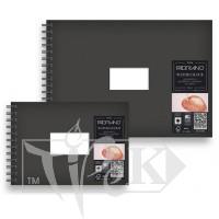 12100297 Альбом для акварелі Watercolour Book А4 (21х29,7 см) 300 г/м.кв. 25 аркушів на спіралі Fabriano Італія