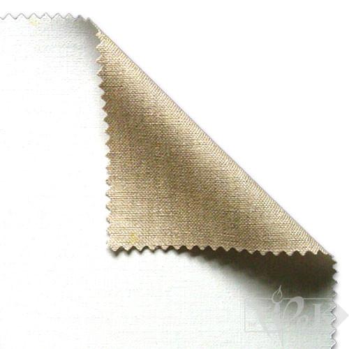 Холст грунтованный средняя зернистость лен универсальный грунт 10 м 215 см серый 399 г/м.кв. P.E.R. Belle Arti Италия