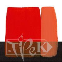 Акриловая краска Polycolor 500 мл 220 красный яркий Maimeri Италия