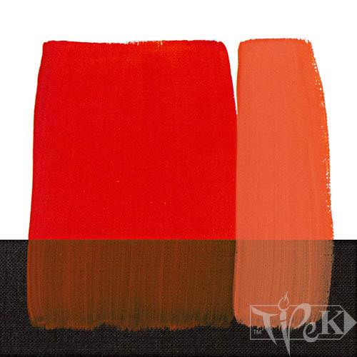 Акрилова фарба Polycolor 500 мл 220 червоний яскравий Maimeri Італія
