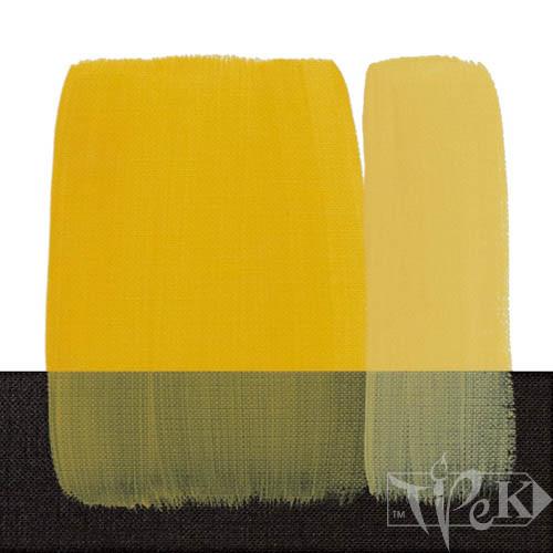 Акрилова фарба Polycolor 500 мл 104 неаполітанський жовтий Maimeri Італія