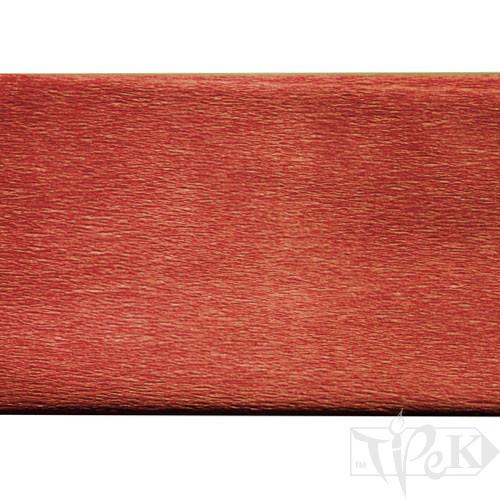 Бумага креповая красная 50х200 см 35 г/м.кв. «Трек» Украина