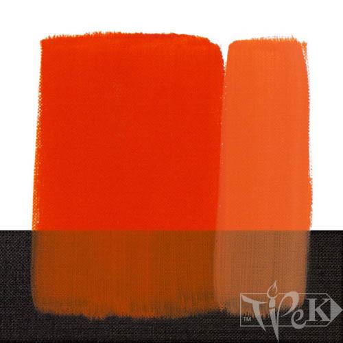 Акриловая краска Polycolor 500 мл 052 оранжевый яркий Maimeri Италия