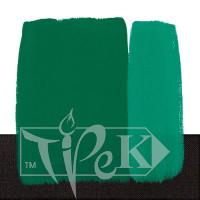 Акриловая краска Polycolor 500 мл 356 зеленый изумрудный Maimeri Италия