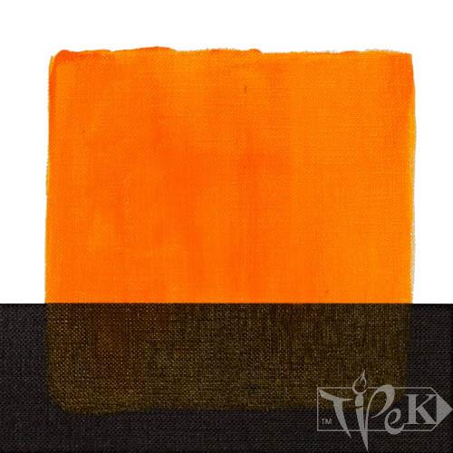 Акрилова фарба Acrilico 200 мл 051 помаранчевий флуоресцентний Maimeri Італія