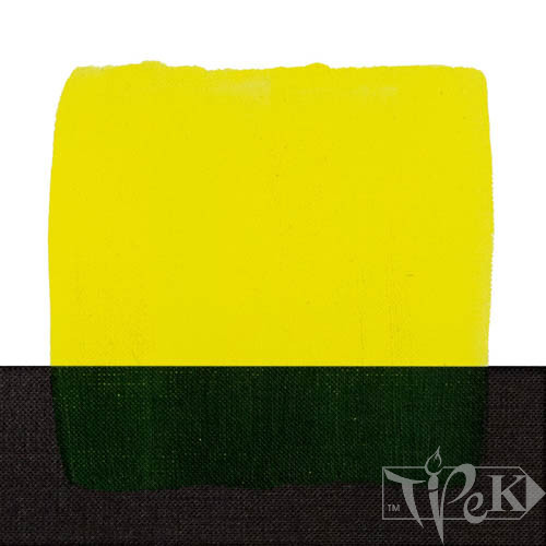 Акрилова фарба Acrilico 200 мл 095 жовтий флуоресцентний Maimeri Італія