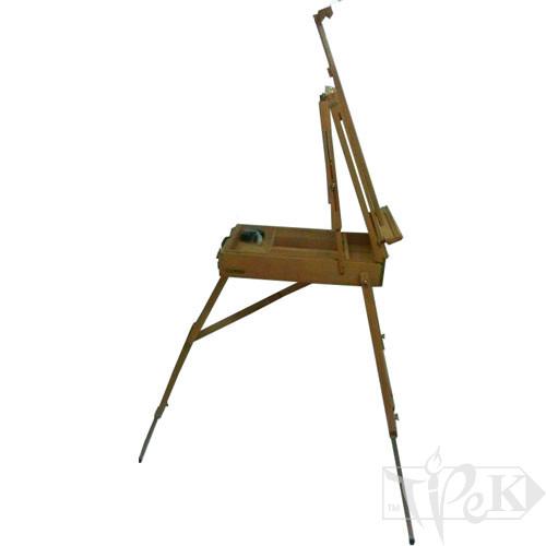 Этюдник ЕММ-108 бук 58х40х14 см Украина