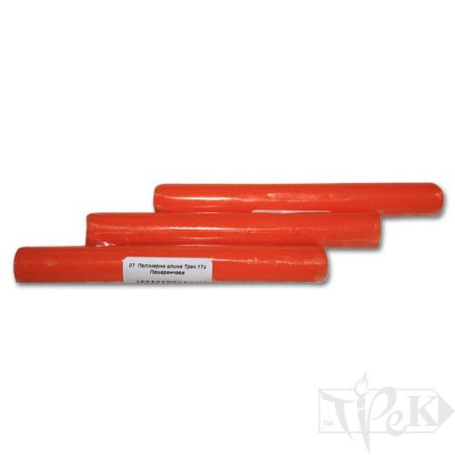 Полимерная глина 07 оранжевая 17 г «Трек» Украина