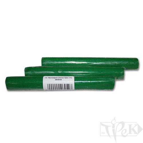 Полимерная глина 13 зеленая 17 г «Трек» Украина