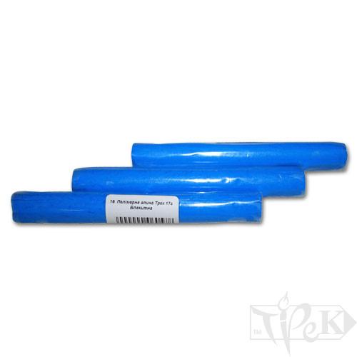 Полімерна глина 16 блакитна 17 г «Трек» Україна