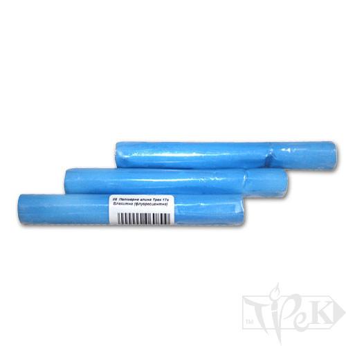 Полимерная глина 08 голубая флуоресцентная 17 г «Трек» Украина