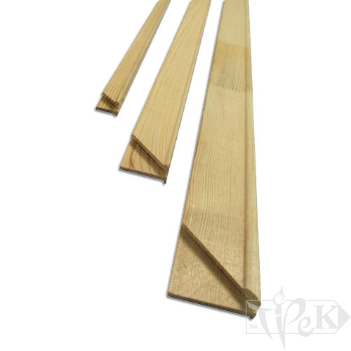 Планка для підрамника 60 см овал 25х16 Україна