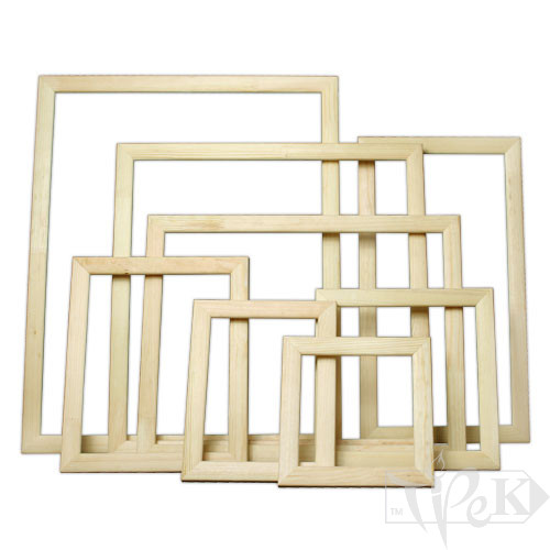 Багетна рамка 15х20 см (планка 25х16) сосна