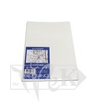 51514200 Бумага для сухих и влажных техник Accademia А4 (21х29,7 см) 200 г/м.кв. 15 листов в упаковке Fabriano Италия