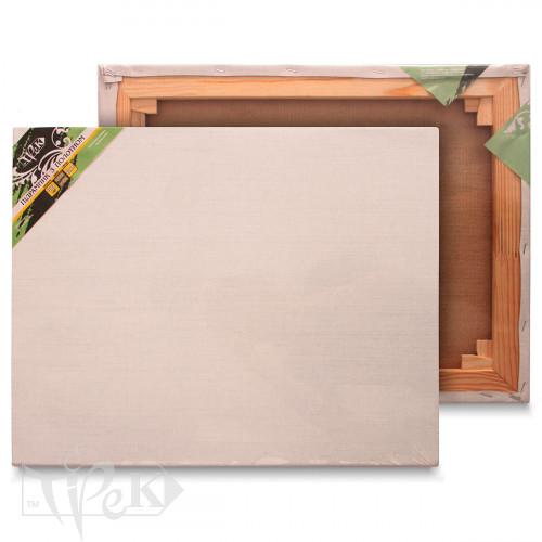 Подрамник с холстом упакованный джут (Италия) подвернутый 20х30 Планка 40х17 «Трек» Украина