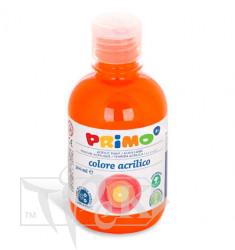Акриловая краска 300 мл 250 оранжевый Primo Италия
