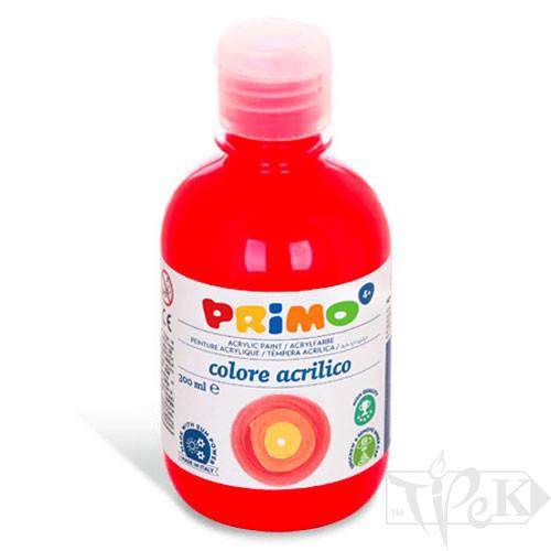Акрилова фарба 300 мл 310 кармін Primo Італія