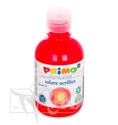 Акрилова фарба 300 мл 380 червоний Primo Італія