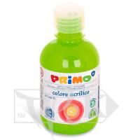 Акриловая краска 300 мл 600 зеленый светлый Primo Италия