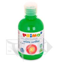 Акриловая краска 300 мл 610 ярко-зеленый Primo Италия