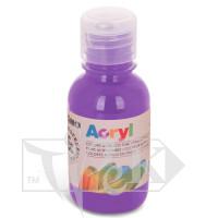 Акриловая краска Hobby Line 125 мл 400 фиолетовый Primo Италия