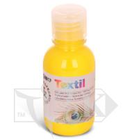 Акриловая краска для текстиля 125 мл 201 желтый Primo Италия