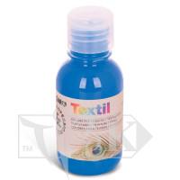 Акриловая краска для текстиля 125 мл 501 голубой Primo Италия