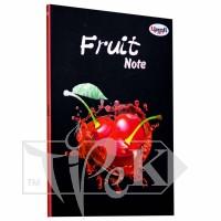Блокнот «Frutti note» burgundy А5 (14,8х21 см) 70 г/м.кв. 80 листов склейка Profiplan