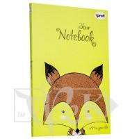 Блокнот «Artbook» lime А5 (14,8х21 см) 80 г/м.кв. 128 листов склейка Profiplan