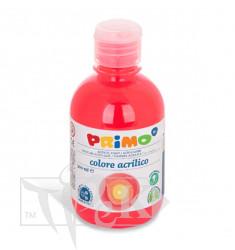 Акрилова фарба 300 мл 250 флуоресцентний помаранчевий Primo Італія