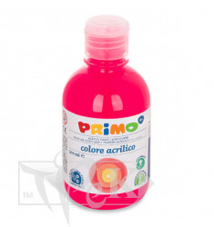 Акрилова фарба 300 мл 370 флуоресцентна фуксія Primo Італія
