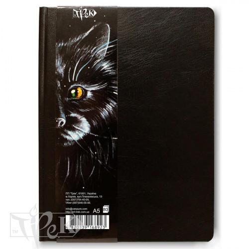 Альбом для ескізів SketchBook А5 (14,8х21 см) 115 г/м.кв. 80 аркушів в палітурці по довгій стороні «Трек» Україна