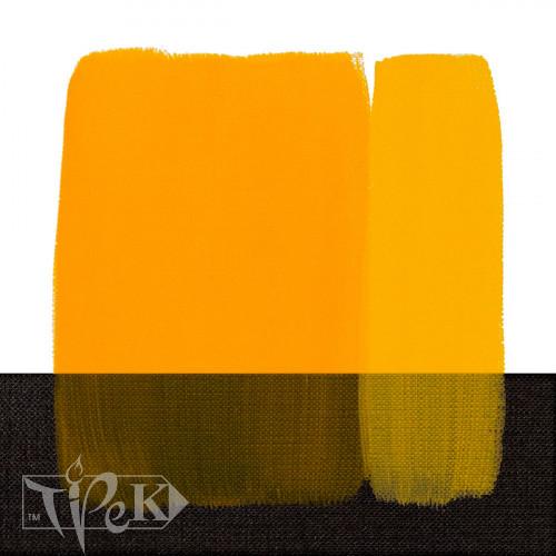 Акрилова фарба Polycolor 140 мл 113 жовтий середній стійкий Maimeri Італія